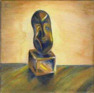 Миниатюра - картина на Габриела Цанева