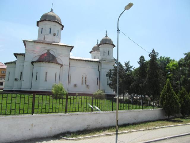 Църквата в Бабадаг