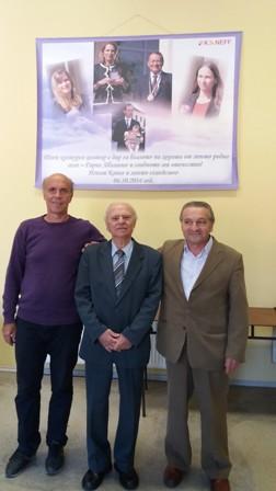 д-р Никола Бенин, Йордан Йорданов, Тодор Билчев