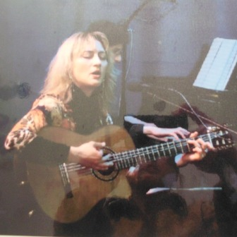 Веселина Камбурова - музикант и художник