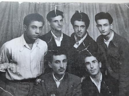 Земсисти от с. Книжовник, 1949 г.