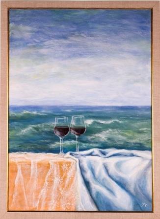 Джуна Харизанова - живопис