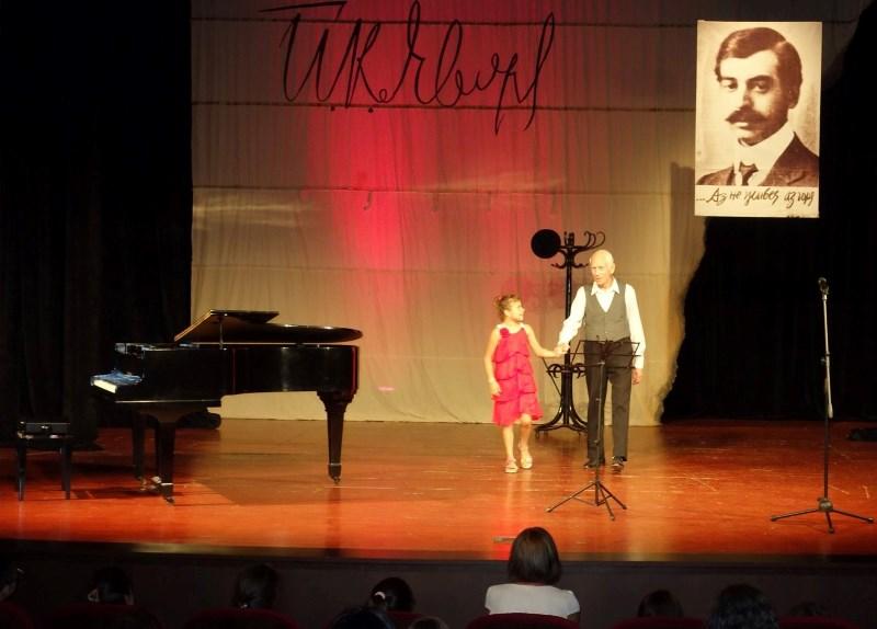 Йордан Кожухаров и Изабела Маркова - Конкурс в Поморие - 2019