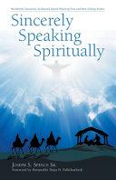 Искрено духовно общуване - проф. Джоузеф Спенс